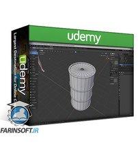 دانلود Udemy Low poly game assets using Blender 2.8 & Substance Painter