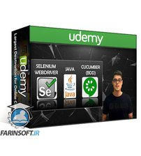 دانلود Udemy Selenium WebDriver – Java, Cucumber BDD & more. Full Course!