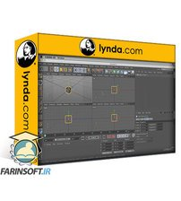 دانلود lynda Cinema 4D Essential Training: 1 Interface Objects and Hierarchies