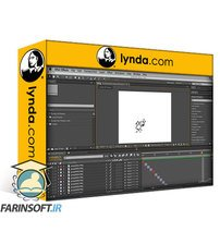 دانلود lynda Cinema 4D Essential Training: 3 Cameras Animation and Deformers