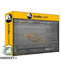 دانلود lynda Cinema 4D Essential Training: 7 MoGraph Modeling and Animation