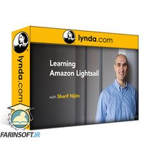 دانلود lynda Learning Amazon Lightsail
