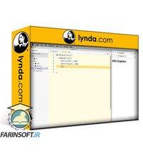 دانلود lynda Learning Data Visualization with D3.js