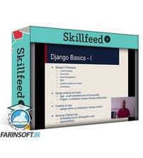 دانلود Skillshare Building Great Web Backends with Django ( Python )
