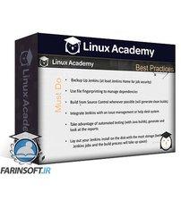 دانلود Linux Academy Jenkins and Build Automation
