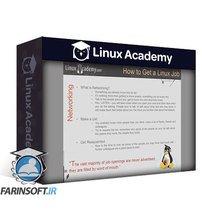 دانلود Linux Academy How to Get a Linux Job