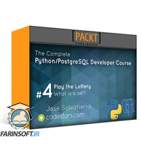 دانلود PacktPub The Complete Python and PostgreSQL Developer Course