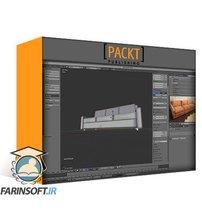 دانلود PacktPub Create a Game Environment with Blender and Unity