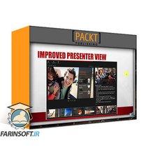 دانلود PacktPub Microsoft PowerPoint 2016