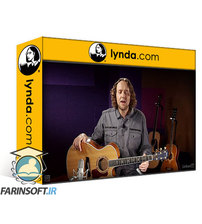 دانلود lynda Acoustic Guitar Lessons: Intermediate