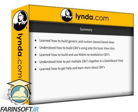 دانلود lynda Advanced Web Development with Django