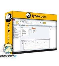 دانلود lynda Cert Prep: Access 2010 Microsoft Office Specialist (77-885)