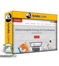 دانلود lynda Cert Prep: CompTIA Server+ Exam (SK0-004): The Basics