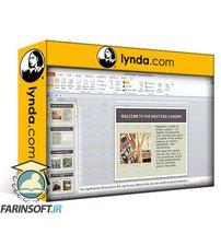 دانلود lynda Cert Prep: PowerPoint 2010 Microsoft Office Specialist (77-883)