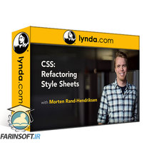 دانلود lynda CSS: Refactoring Style Sheets