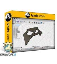 دانلود lynda Learning Autodesk Fusion 360