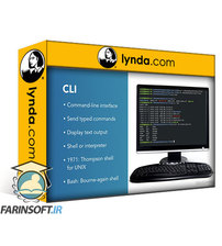 دانلود lynda Learning Linux Command Line
