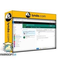 دانلود lynda Learning Office 365 Groups