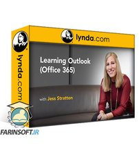 دانلود lynda Learning Outlook Desktop (Office 365)