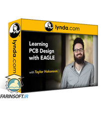 دانلود lynda Learning PCB Design with EAGLE