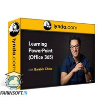 دانلود lynda Learning PowerPoint Desktop (Office 365)