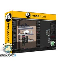 دانلود lynda Learning V-Ray 3.0 for Blender