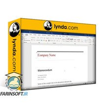 دانلود lynda Learning Word Desktop (Office 365)