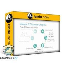 دانلود lynda Microsoft Cybersecurity Stack: Shutting Down Shadow IT