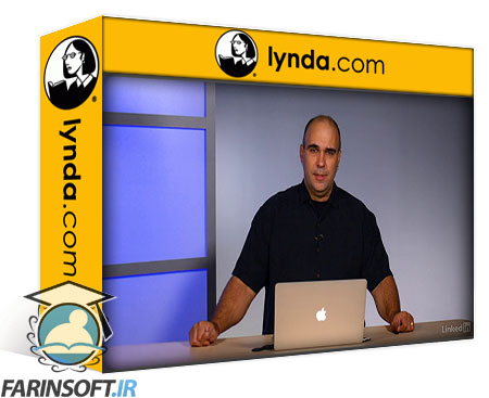 دانلود lynda Motion Graphics for Video Editors: Creating Animated Logos