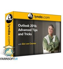 دانلود lynda Outlook 2016: Tips and Tricks