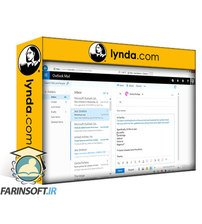 دانلود lynda Outlook.com Essential Training