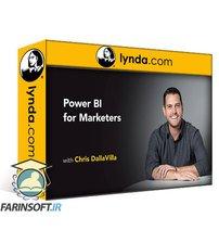 دانلود lynda Power BI for Marketers