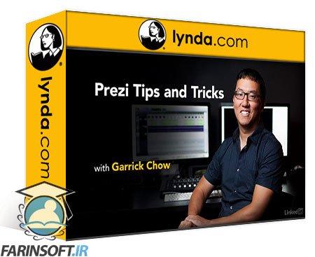 دانلود lynda Prezi Classic Tips and Tricks