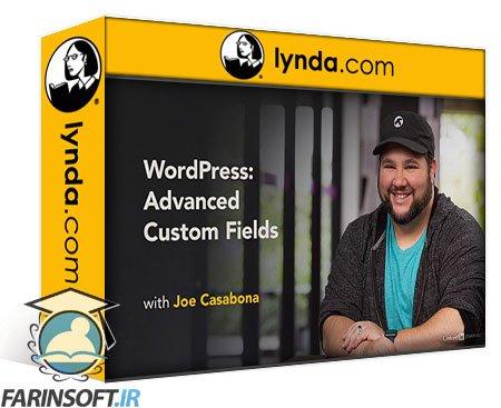 دانلود lynda WordPress: Advanced Custom Fields