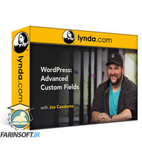 دانلود lynda WordPress: Advanced Custom Fields