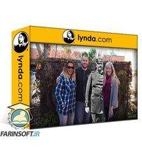 دانلود lynda Adding a Person to a Group Photo in Photoshop