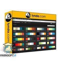 دانلود lynda Adobe Color Essential Training