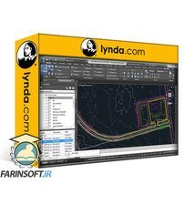 دانلود lynda AutoCAD Civil 3D: Designing Gravity Pipe Systems