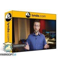 دانلود lynda Digital Audio Foundations