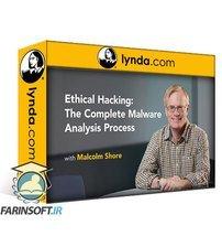 دانلود lynda Ethical Hacking: The Complete Malware Analysis Process