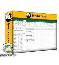 دانلود lynda Excel: Introduction to Formulas and Functions