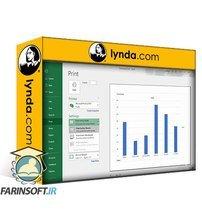 دانلود lynda Excel: PivotTables in Depth