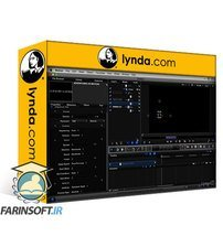 دانلود lynda Final Cut Pro X Guru: Motion Graphics in Motion and After Effects