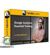 دانلود lynda Google Analytics Essential Training (2017)