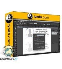 دانلود lynda Illustrator for UX Design