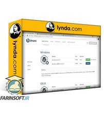 دانلود lynda Installing and Running WordPress: Bitnami