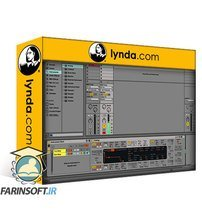 دانلود lynda Learning Ableton Analog