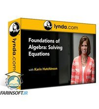 دانلود lynda Learning Algebra: Solving Equations