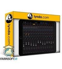 دانلود lynda Learning Auria Pro