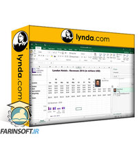 دانلود lynda Learning Excel 2016